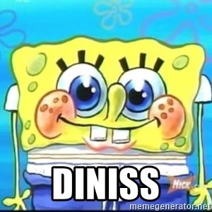 Epic Spongebob Face -  diniss