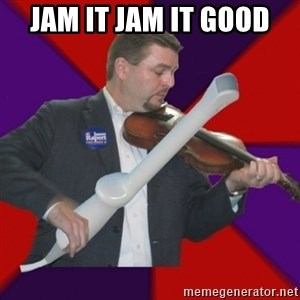 FiddlingRapert - Jam it Jam it good