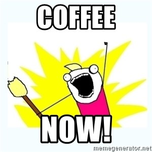 All the things - COFFEE Now!