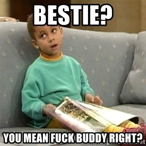 Olivia Cosby Show - Bestie? you mean fuck buddy right?