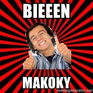 Bad Luck Chuck - BIEEEN MAKOKY