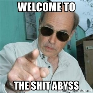 Jim Lahey - Welcome to the shit abyss