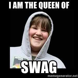 Samin makro - I AM THE QUEEN OF SWAG