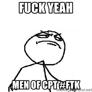 Fuck Yeah - Fuck Yeah Men of CPT #FTK