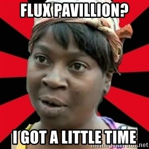 I GOTTA LITTLE TIME  - Flux PAVILLION? I GOT A LITTLE TIME