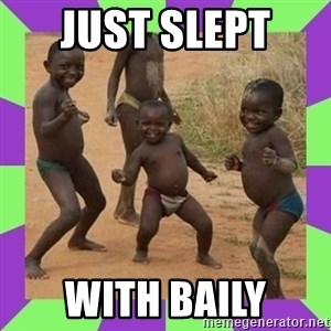 african kids dancing - JUST SLEPT  WITH BAILY