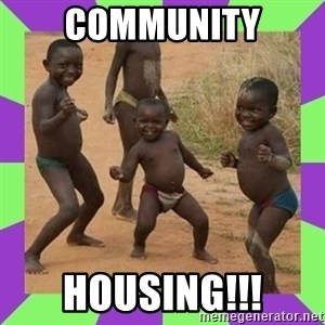 african kids dancing - COMMUNITY HOUSING!!!