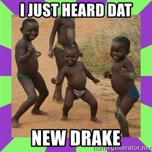 african kids dancing - i just heard dat new drake
