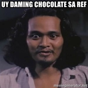 BOY ASSUMING - UY DAMING CHOCOLATE SA REF