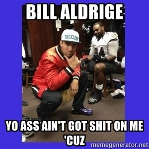 PAY FLACCO - Bill aldrige yo ass ain't got shit on me 'cuz