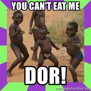 african kids dancing - You can't eat me Dor!