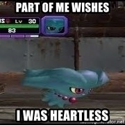 MISDREAVUS - Part of me wishes I was heartless