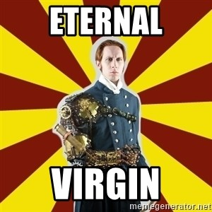 Steampunk Guy - Eternal Virgin