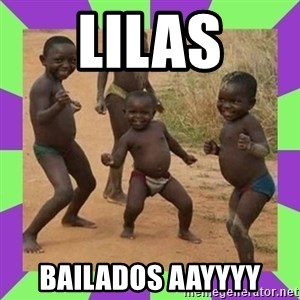 african kids dancing - LILAS BAILADOS AAYYYY