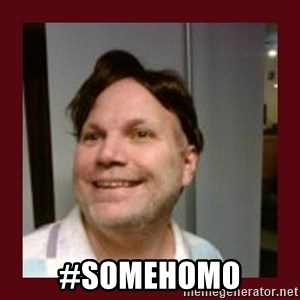 Free Speech Whatley -  #somehomo