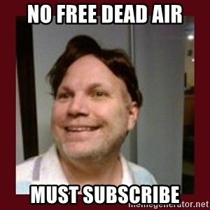 Free Speech Whatley - NO FREE DEAD AIR MUST SUBSCRIBE