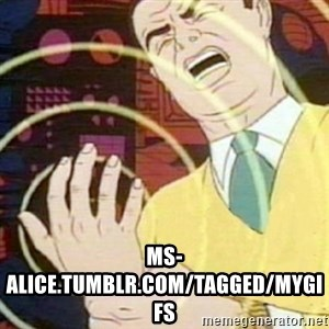 must not fap -  ms-alice.tumblr.com/tagged/mygifs