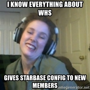 Lind-Z - I know everything about WHs gives starbase config to new members