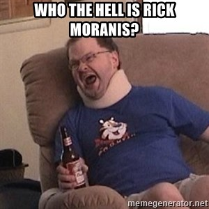 Fuming tourettes guy - who the hell is rick moranis?