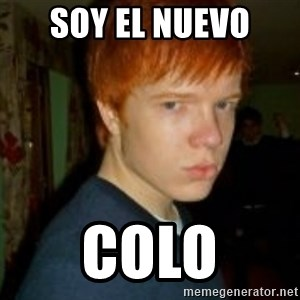 Flame_haired_Poser - soy el nuevo COLO