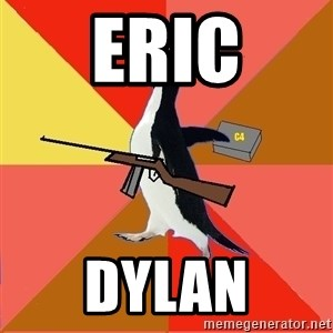 Socially Fed Up Penguin - Eric Dylan