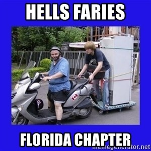 Motorfezzie - hells faries florida chapter