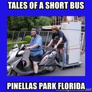 Motorfezzie - tales of a Short bus pinellas park florida