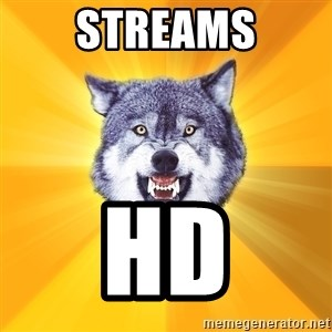 Courage Wolf - Streams HD