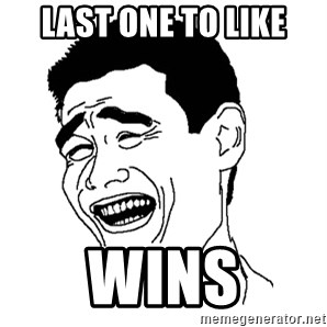 Asian Troll Face - LAST ONE TO LIKE WINS