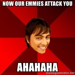 Un dia con paoly - Now our emmies attack you ahahaha