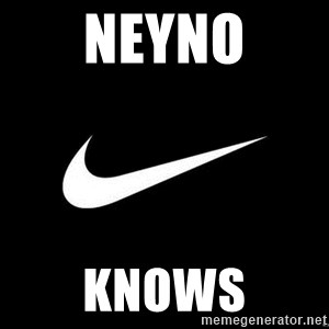 Nike swoosh - Neyno Knows