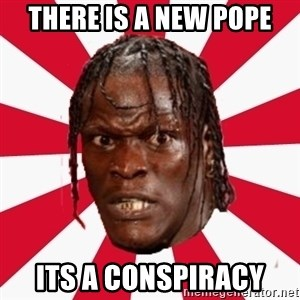 R-Truth - There is a New Pope Its a CONspiracy