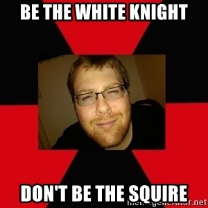 Jesse Cox - Be the white knight Don't be the squire