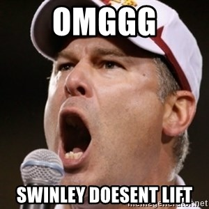 Pauw Whoads - OMGGG SWINLEY DOESENT LIFT