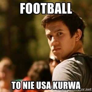 Disturbed David - Football to nie usa kurwa