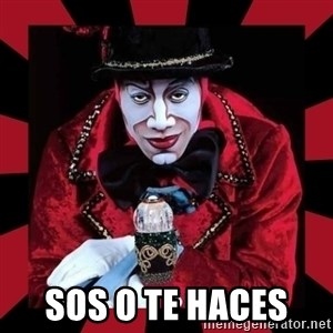 willianss -  SOS O TE HACES