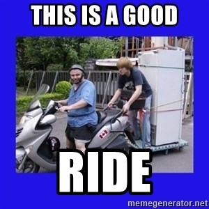 Motorfezzie - THIS IS A GOOD RIDE