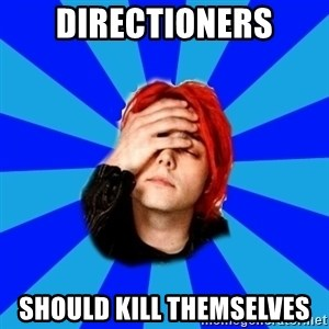 imforig - directioners should kill themselves