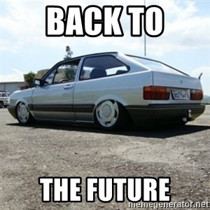 treiquilimei - BACK TO  THE FUTURE