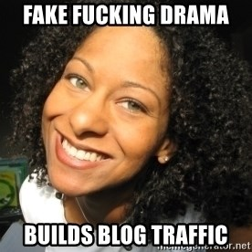 Adria Richards - Fake fucking drama  Builds blog traffic