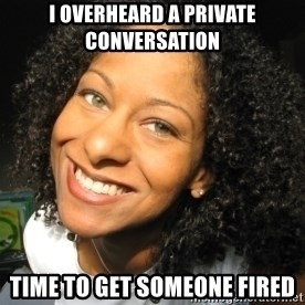 Adria Richards - i overheard a private conversation time to get someone fired