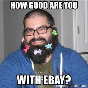 Bad Guy Service Levels - how good are you with ebay?