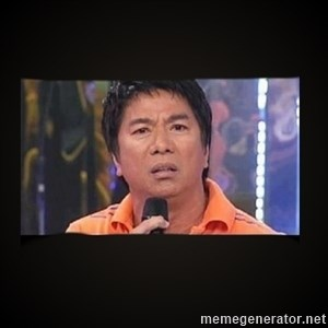 Willie Revillame me -