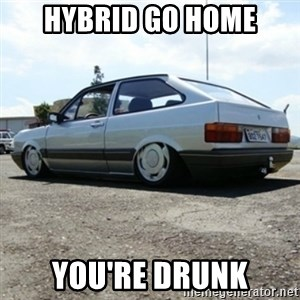 treiquilimei - hybrid go home you're drunk