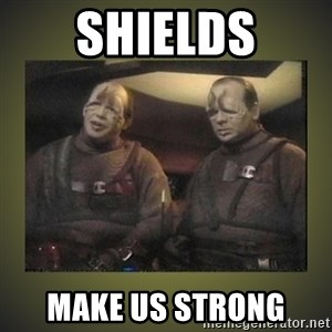 Star Trek: Pakled - SHIELDS MAKE US STRONG