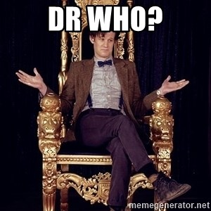 Hipster Doctor Who - DR Who?