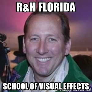 Pirate Textor - R&H FloRida School of visual effects