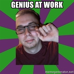 Meme Creator - genius at work
