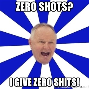 Crafty Randy - zero shots? i give zero shits!