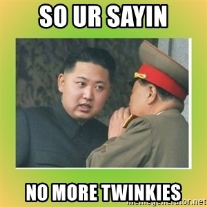 kim joung - so ur sayin no more twinkies